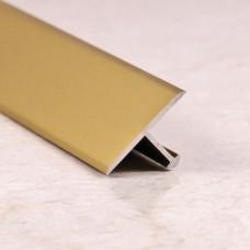 Т-образный профиль алюминиевый ПТ-26