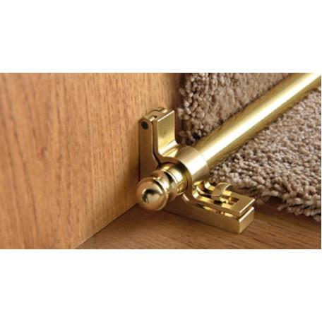 TSTOL 119S ковро держатель лестничный трубка 11мм латунь полированная Progress Profiles 0,9м от производителя Progress profiles за 1.00 р.