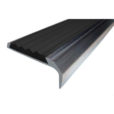 Алюминиевый накладной угол-порог 42 мм/23 мм от производителя Россия за 1.00 р.